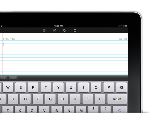 Penzu For iPad